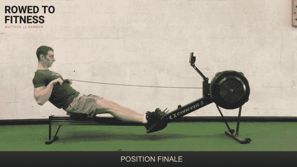 position finale