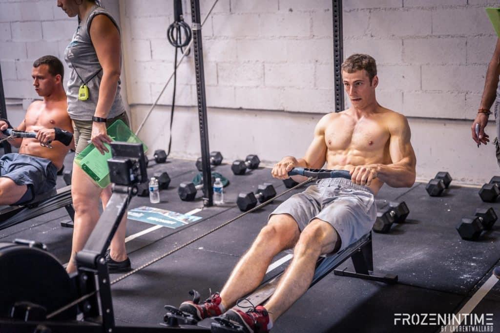 lucien faber - entraîneur rowed to fitness